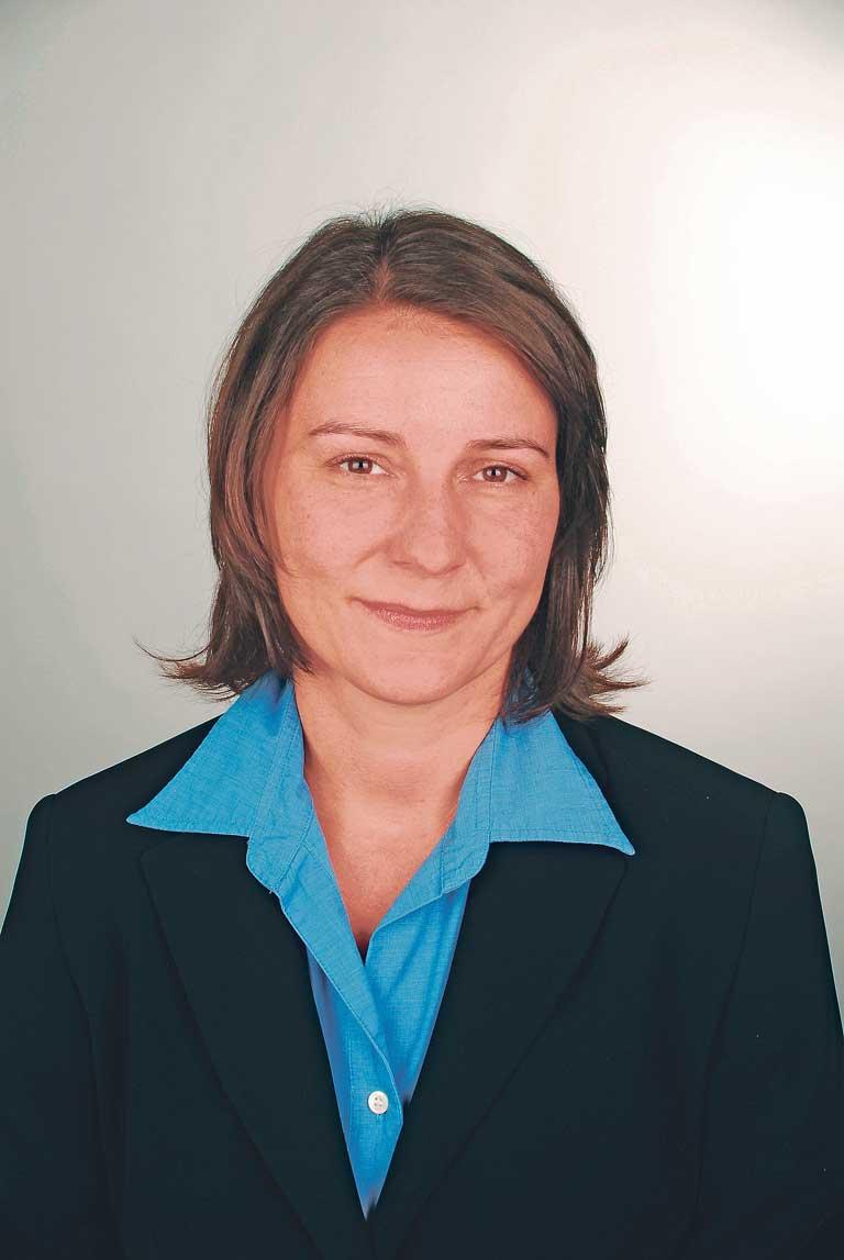 Claudia Tober, Geschäftsführerin des FNG