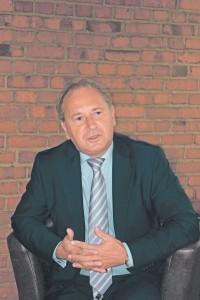 Peter Probst, Geschäftsführer LEIPA