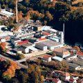 Die Papierfabrik in Hainsberg