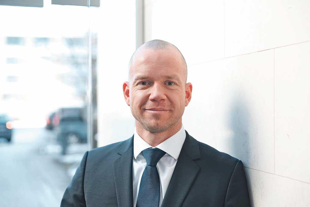 Christian von Hammel-Bonten, Wirecard AG