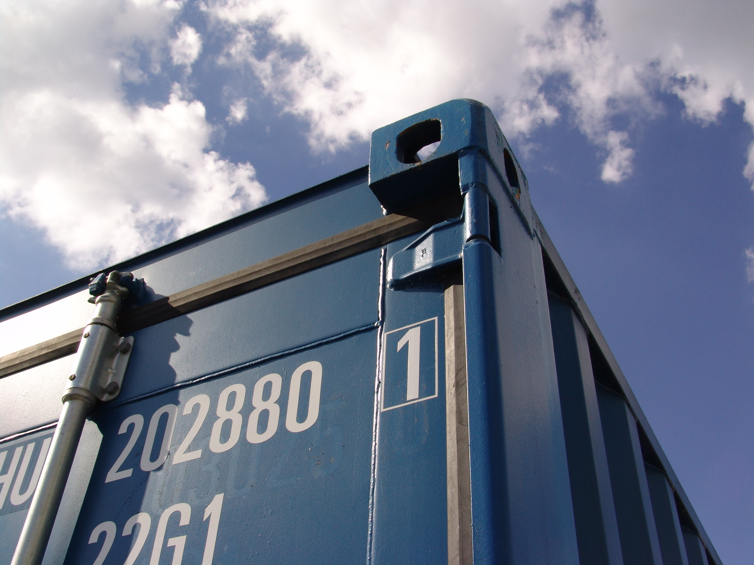 Container - Bildquelle: Martin Abegglen / flickr.com