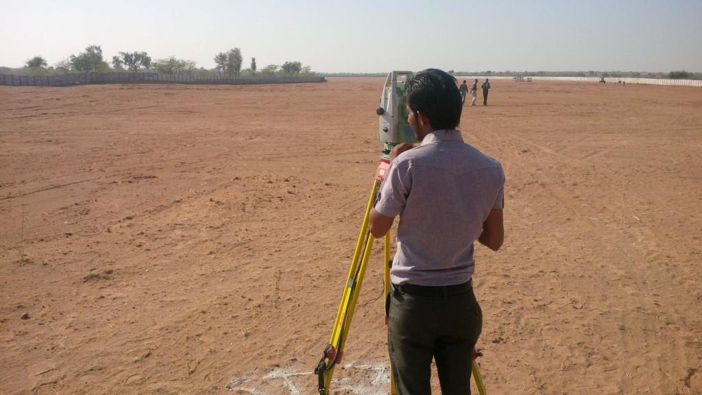 IBC Solar erhielt jüngst einen Folgeauftrag im indischen Rajasthan.
