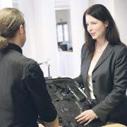 Gewichtsreduzierung ist ein wesentlicher Baustein der Entwicklungsarbeit bei Brose.