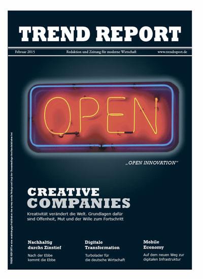 Titelseite der Ausgabe 01/2015