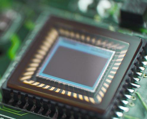 Chip Digitalkamera