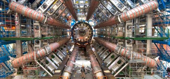 Der Teilchenbeschleuniger CERN von innen. Quelle: Seagate