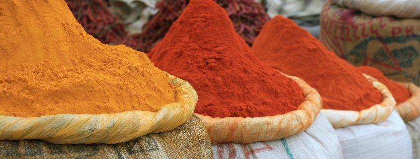 carol mitchell Spices
