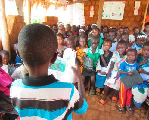 Burundi Schule
