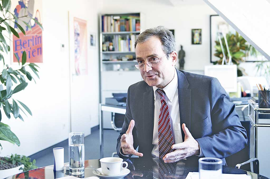 Jobst-D. Diercks, Primagas