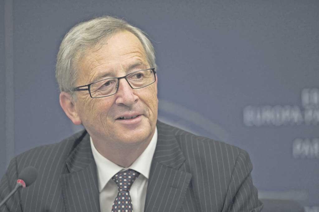 Jean-Claude Juncker, EU-Kommission