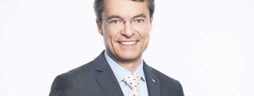 Bernhard Simon, CEO Dachser SE