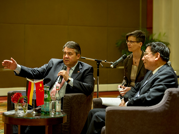 Deutschland und China koopieren bei Industrie 4.0