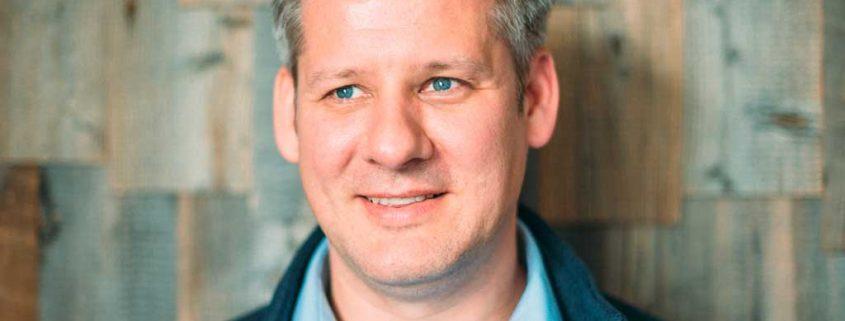 Oliver Blüher ist Country Manager von Dropbox in Deutschland, Österreich und der Schweiz