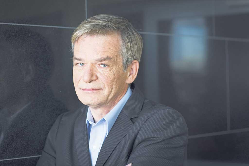 """Wolfgang Seybold: """"Der operative Anwender hat die richtigen Informationen zu jeder Zeit und an jedem Ort."""""""