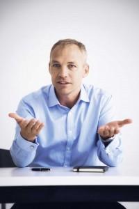 Martin Winkler hat das Ziel, für alle elektronischen Geräte im Alltag eine gemeinsame Benutzererfahrung zu generieren.