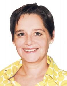 """Frau Prof. Andrea Pieter: """"Unternehmen, die Gesundheit fördern, senken krankheitsbedingte Kosten und steigern so ihre Produktivität."""""""