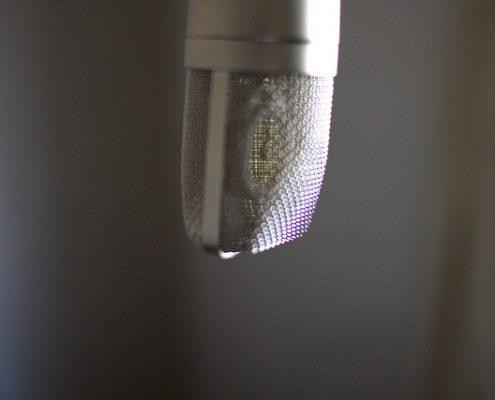 Mic, Incase mic, Flickr.com; https://flic.kr/p/8F3Hdg; Veröffentlicht unter: https://creativecommons.org/licenses/by/2.0/
