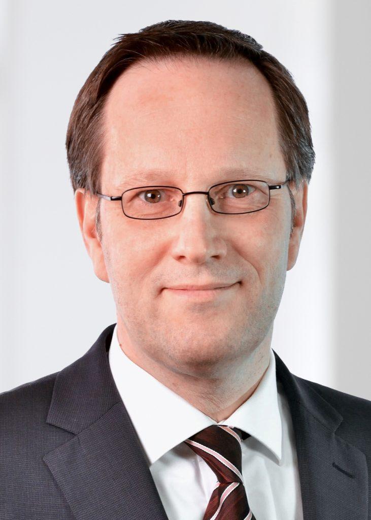 Studiengangsleiter Prof. Wolfgang Bohlen