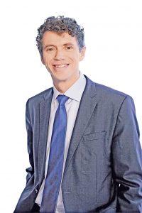 """Laurent Blanchard sieht im Digital Enterprise einen Wettbewerbsvorteil für den deutschen Mittelstand sowohl international als auch im """"War for Talents""""."""