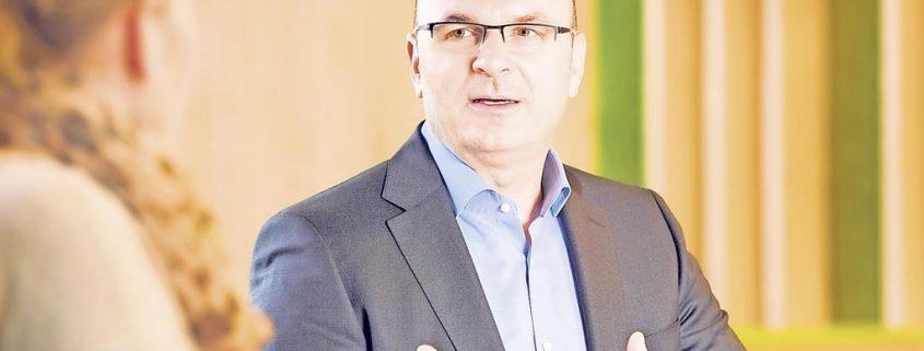 """Wolfgang Fassnacht: """"Systematische, individuelle Förderung steht im Mittelpunkt."""""""