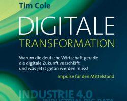 Tim Cole Digitale Transformation Cover