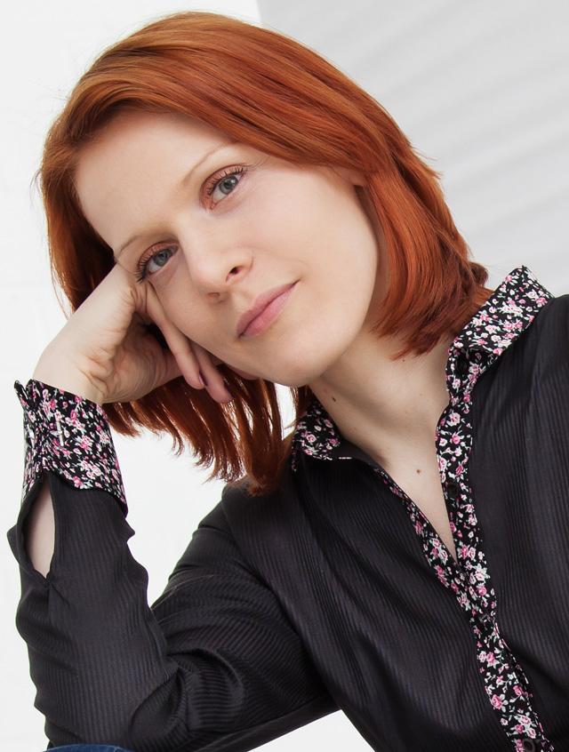 Vivian Pein, 2. Vorstandsmitglied des BVCM e.V.