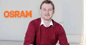 Christoph Peitz arbeitet seit 2013 in der OSRAM AG und leitet die Geschäftseinheit OSRAM EINSTONE. Zuvor war er als Entwickler und Strategieberater in der elektrischen Verbindungstechnik sowie der Luftfahrtindustrie tätig.