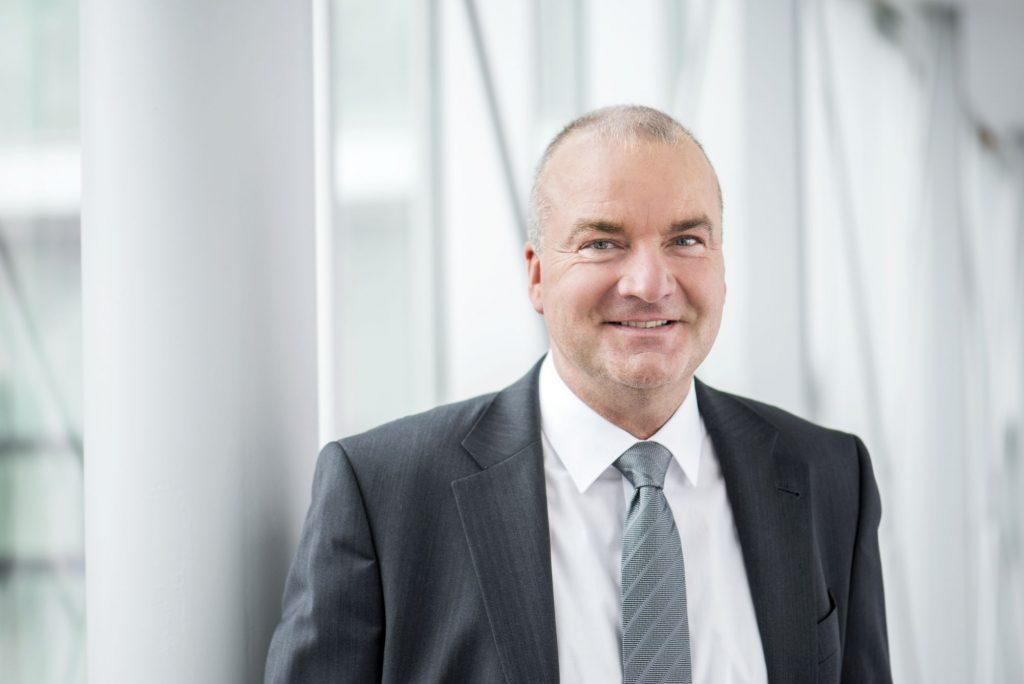 Mathias Bork, CEO von QVC Deutschland