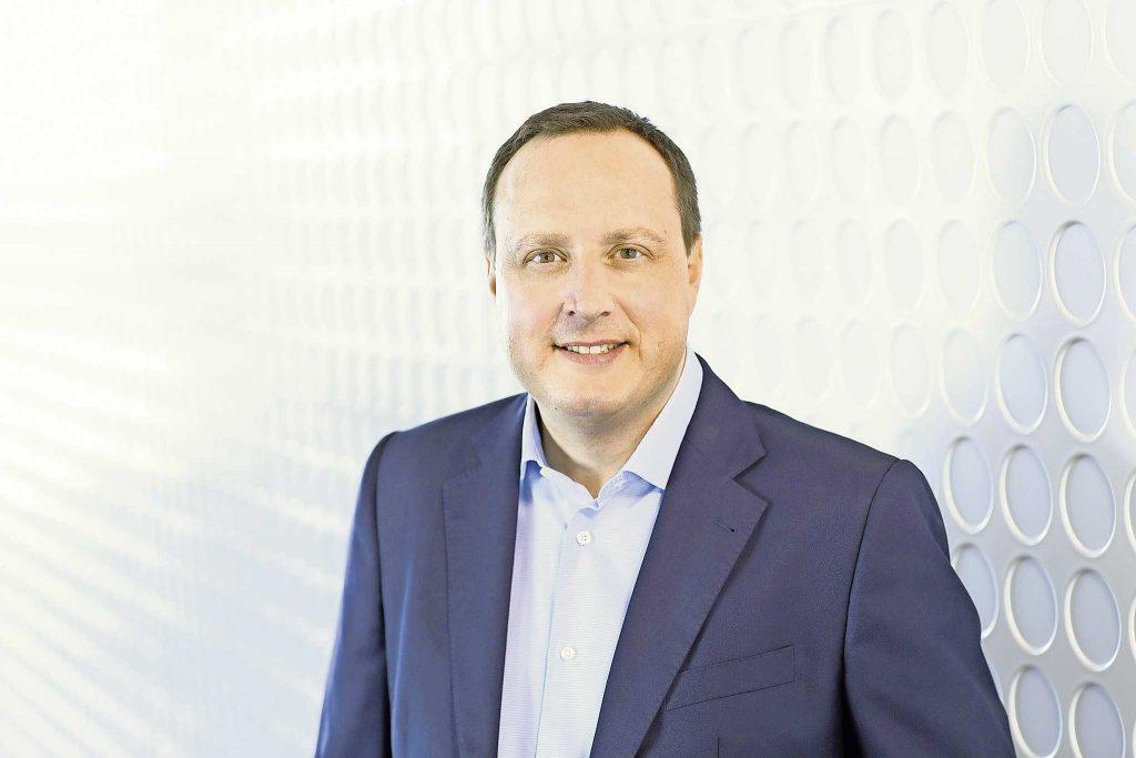 """""""Aus der Analyse großer Datenmengen entstehen neue Lösungen für die Zukunft"""", davon ist Markus Haas überzeugt."""