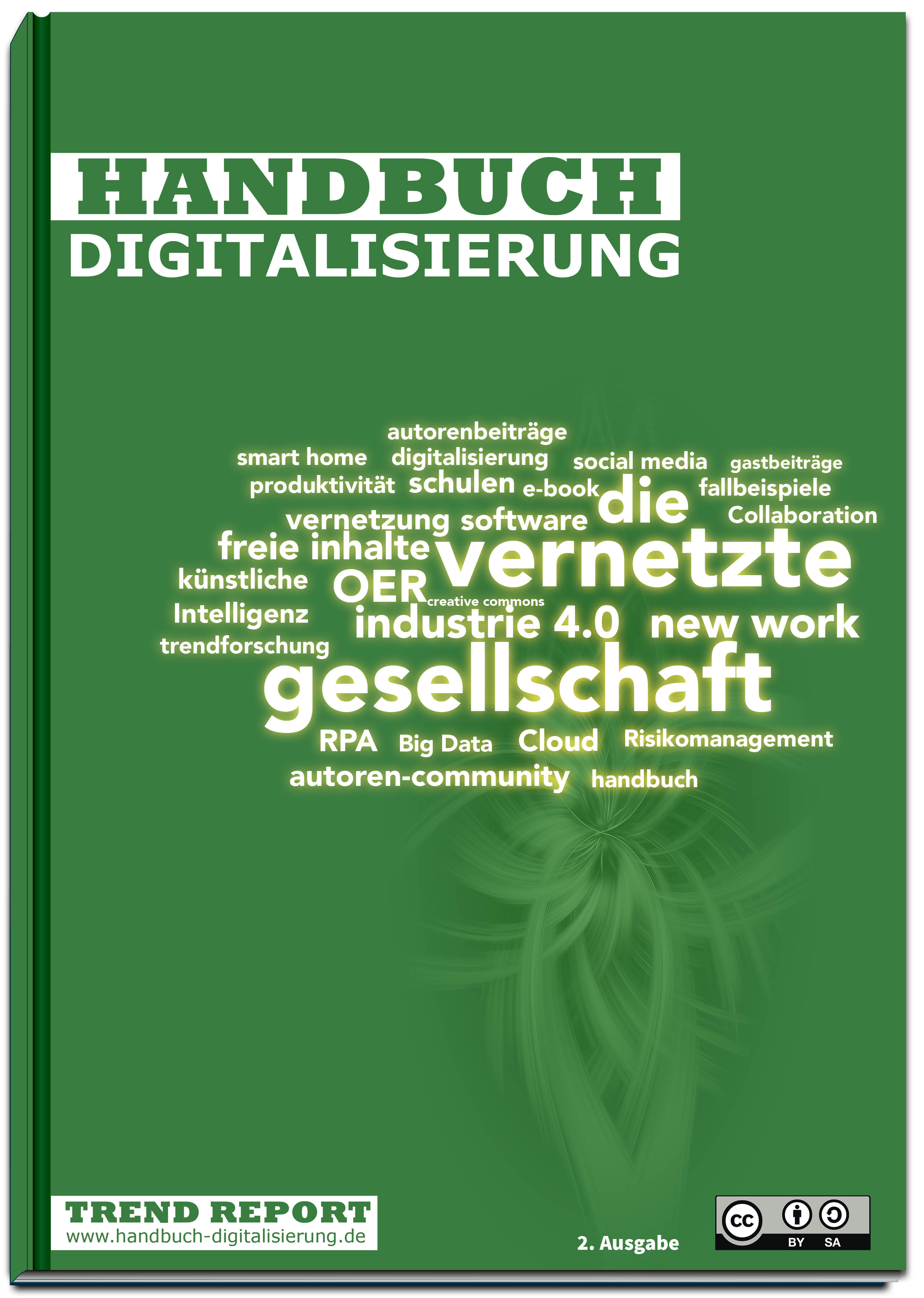 Cover Handbuch Digitalisierung 2. Auflage