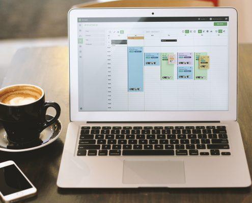 Die Lösung Shyftplan erlaubt einen vollständigen Überblick der Personaleinsatzplanung. Bildquelle / Lizenz: Shyftplan