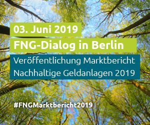 Das FNG lädt zum Dialog am 03. Juni 2019 ein.