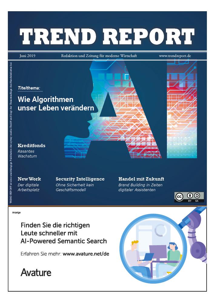 Ausgabe Juni 2019 Cover