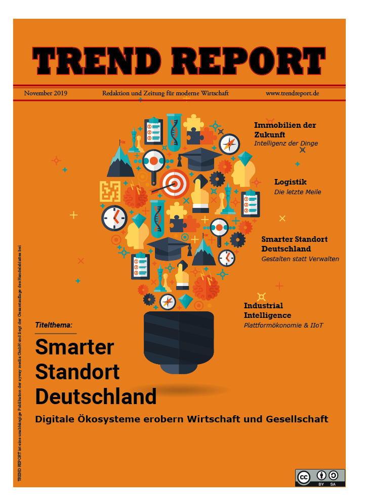 Ausgabe November 2019 Cover